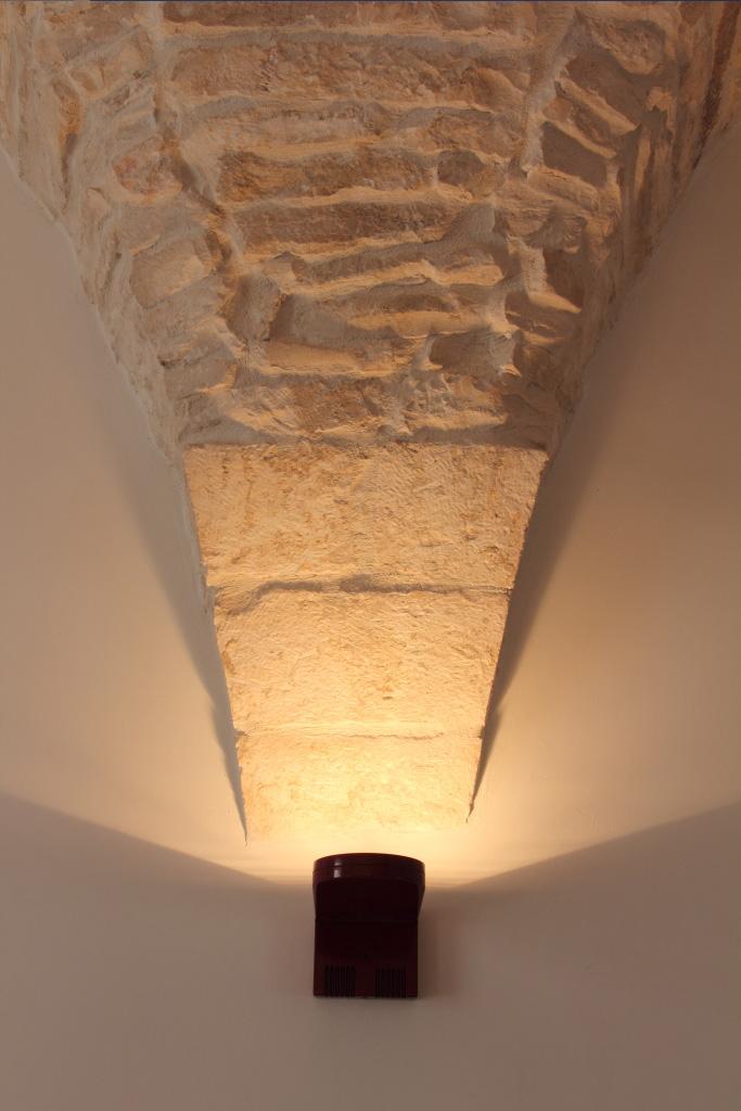 Particolare della volta - Detail of the vault - détail de la voûte
