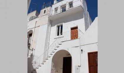 1700's Historical Mansion – Locorotondo (Ba)