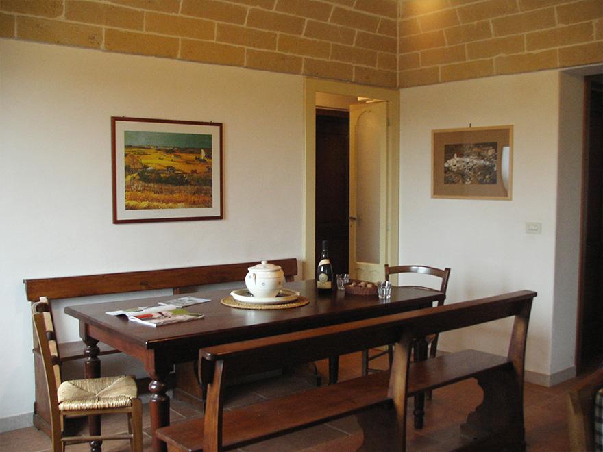 Pranzo - Dining room - Salle à manger