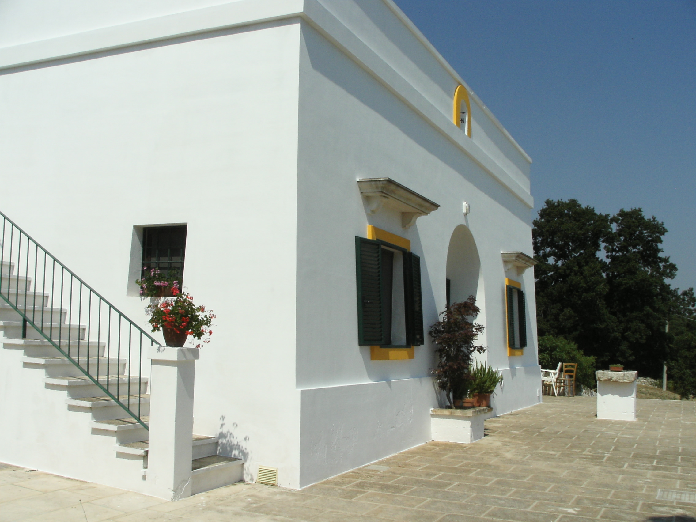 Facciata principale - Main facade - Façade principale