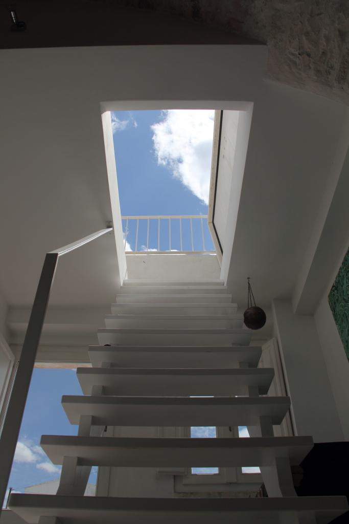 Botola nel terrazzo - Hatch to the terrace - Éclosent à la terrasse