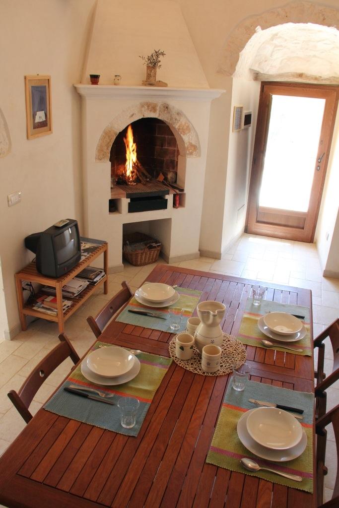 Soggiorno - Salle à manger - Dining room