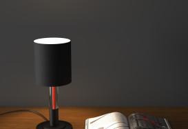 """LAMPE DE TABLE """"SOUL"""""""