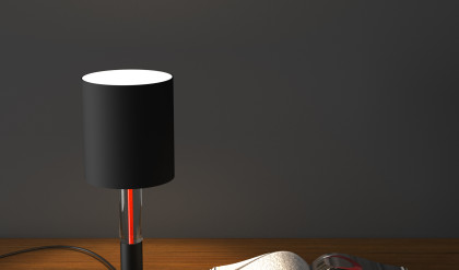 "TABLE LAMP ""SOUL"""