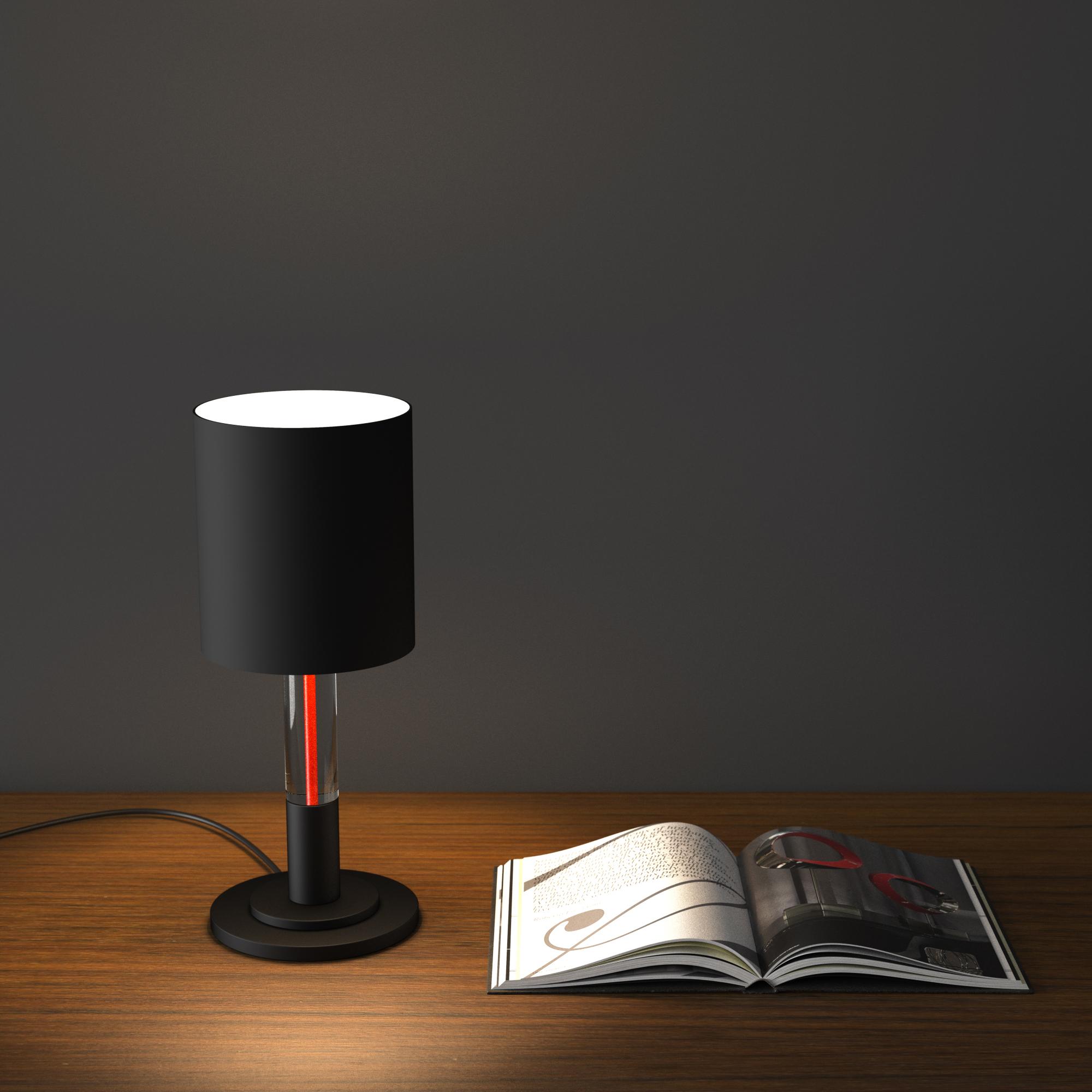 Lampada da tavolo Plex